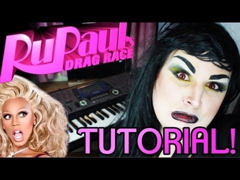 Piano Tutorial: Glamazon by RuPaul (featuring Princess Monstertruck)