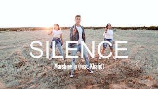 Silence Marshmello Feat Khalid Concept Dance Audio