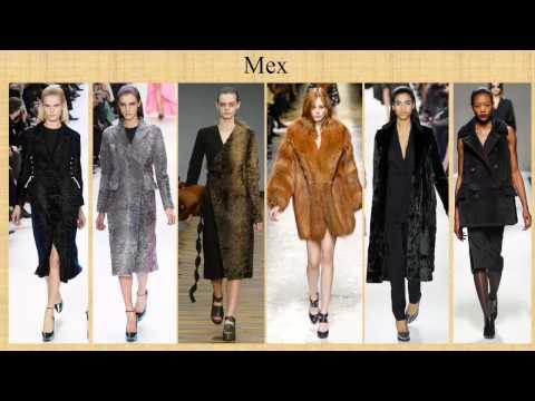 Модная Одежда Осень-Зима 2014-2015