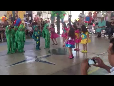El baile de la ranita - Tatiana