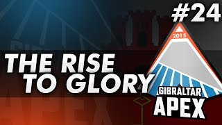 The Rise To Glory - Episode 24: Rule, Britannia! | Football Manager 2016
