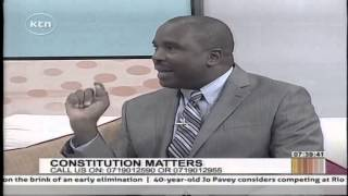 Morning Express: Are there chances to increment of county revenue?