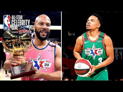 2020 Celebrity Game Presented By Ruffles | 2020 NBA All-Star