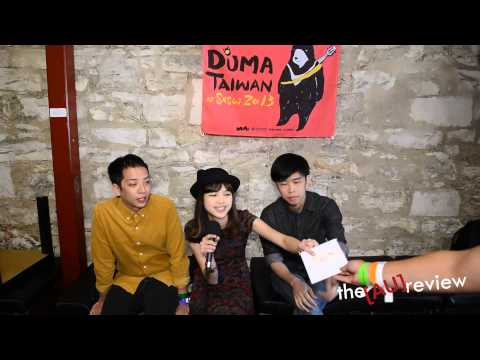 Manic Sheep (Taiwan) - SXSW 2013 interview with the AU review