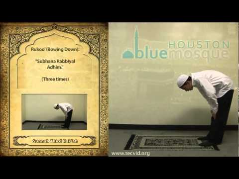 How To Pray Namaz Zuhr Sunnah video
