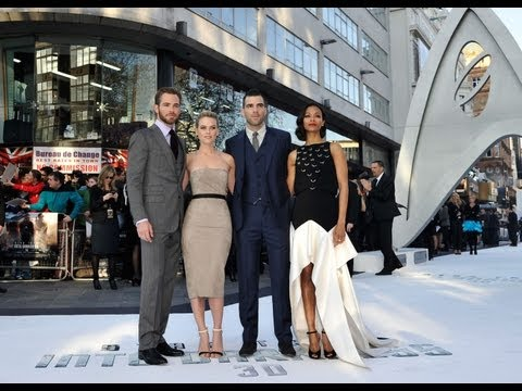 Star Trek Into Darkness - World Premiere News Wrap