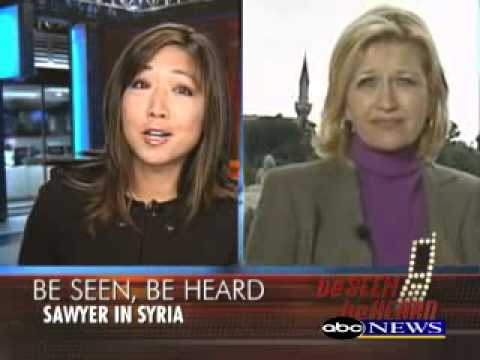 Damascus, Syria from the eyes of ABC news reporter Diane Sawyer (2007)