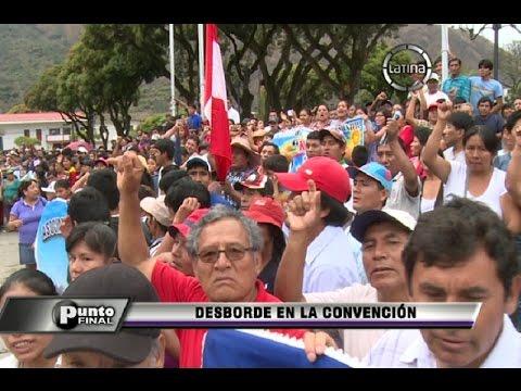 Desborde en La Convención: El incumplimiento de las demandas en Cusco