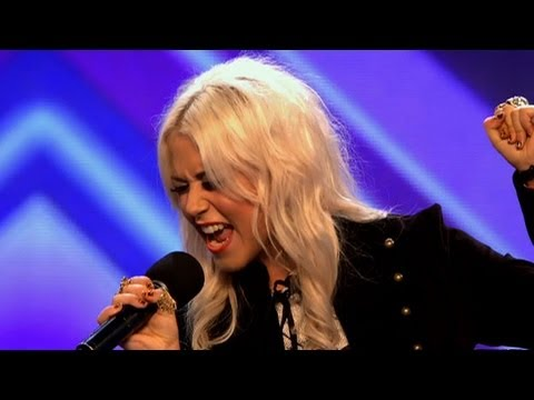 Amelia Lily s audition - The X Factor 2011 - itv.com/xfactor