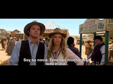 PUEBLO CHICO PISTOLA GRANDE (A million ways to die in the West) | Primer avance HD