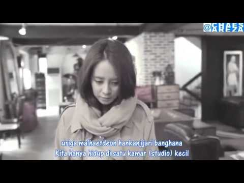 Freestyle feat Navi & Song Jihyo - Winter Song (Chaesareza Indo Sub)