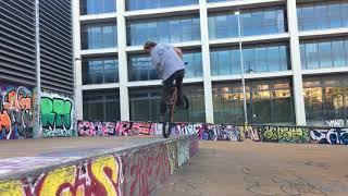 ADAM HOLMES BMX INSTAGRAM EDIT 2018