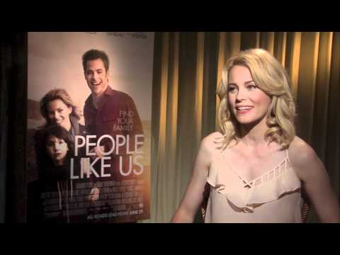 Elizabeth Banks People Like Us Interview