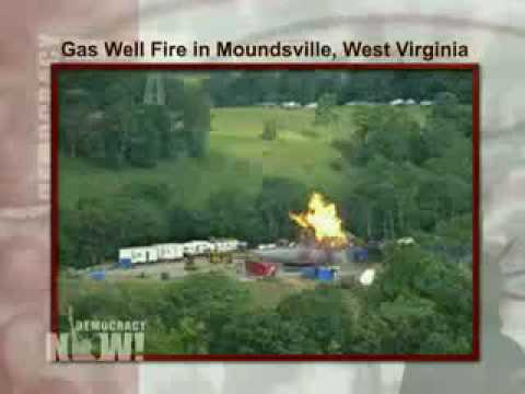 DN! Natural Gas Explosions Kill in Texas and West Virginia