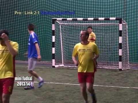 TV777, Mini Fudbal, golovi iz prvog dijela sezone 2013/14