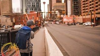 Calgary Riverwalk & Panasonic HC-V770 HD video test