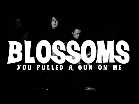 Blossoms - You Pulled A Gun On Me
