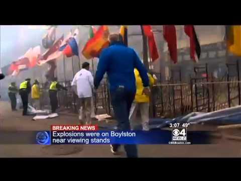 Maratona di boston: 2 bombe esplose al traguardo