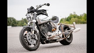 The test: Bosch + ARCH Motorcycle + 2-wheel ABS