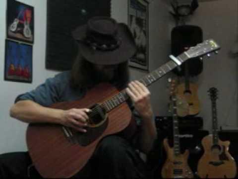 Walkin' blues - Robert Johnson - Martin J15 - Ariberto Osio