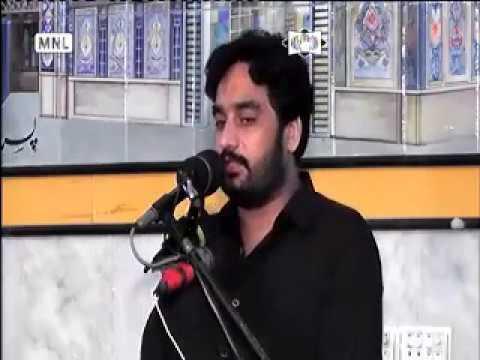 Live Majlis 9 Moharram 2017 zakir wassem abbas baloch thokar niaz baig lahore