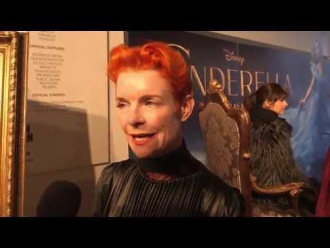 Cinderella at London Fashion Week 2015 - Official Disney | HD