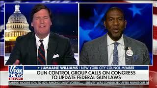 Banning Muzzle Loaders??? - Tucker Carlson 11/16/17