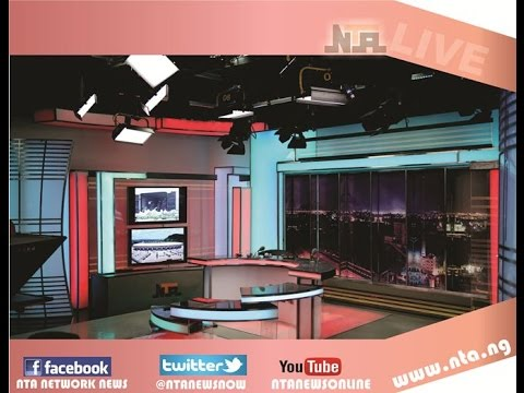 NTA Network News at 9:00pm 01-04-2015