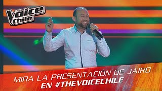 The Voice Chile | Jairo Hoffer - Sway