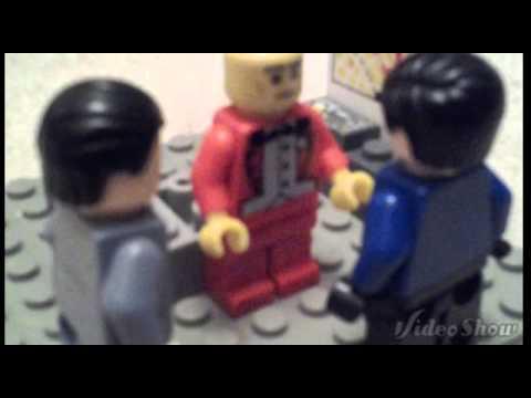 Лего бэтмен отважный и смелый 3 серия