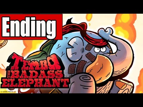 Tembo The Badass Elephant Ending Walkthrough Part 6 Gameplay Lets Play