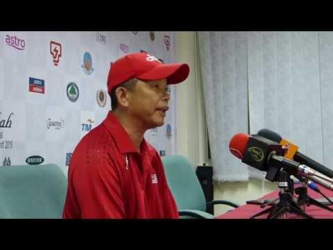 SAS 2015 Post Match PC: Day 3: Tai Beng Hai (Malaysia)