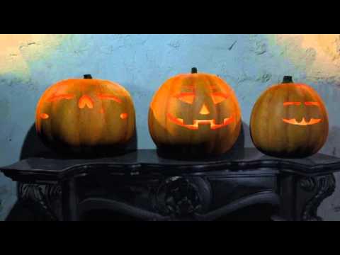 Halloween Window Projection Download