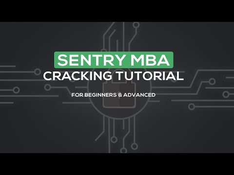 How to use Sentry MBA | Cracking Tutorial 2018 thumbnail