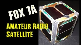 Amateur Radio Satellite Fox-1A (AO-85)