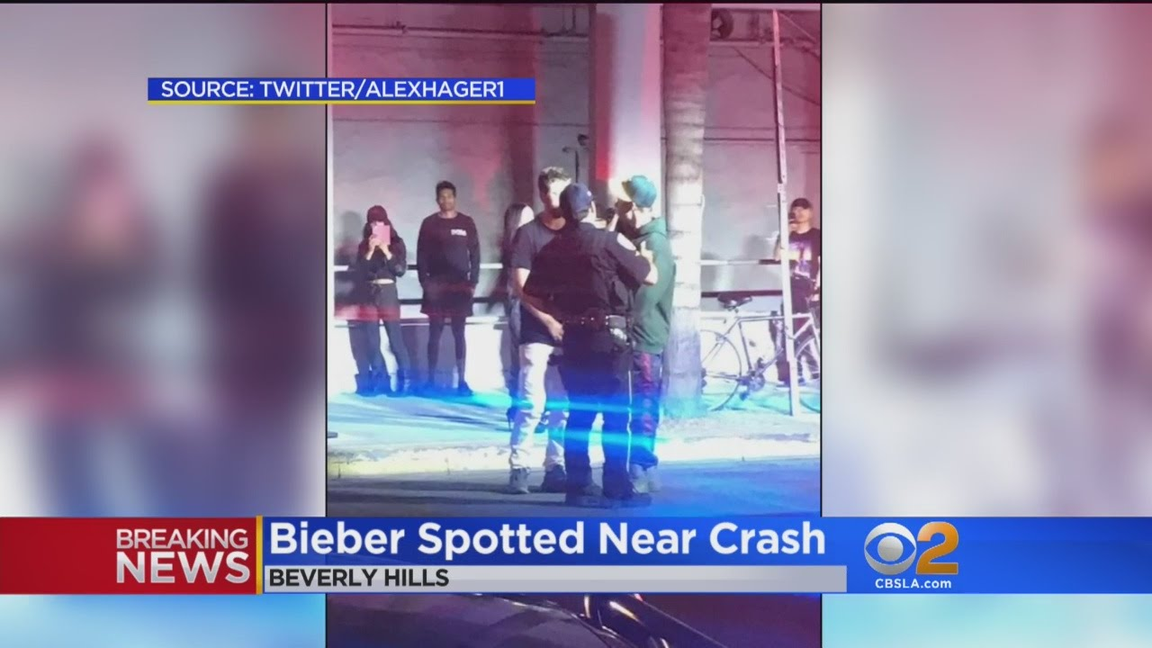 Member Of Paparazzi Involved In Accident With Justin Bieber