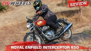 "Royal Enfield Interceptor 650 | Most Affordable VFM ""Big"" Bike 