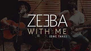 download musica Zeeba - With Me One Take Acoustic
