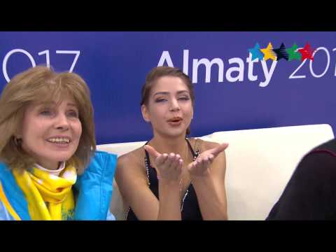 Highlights Competitions Day 7 B - 28th Winter Universiade 2017, Almaty, Kazakhstan