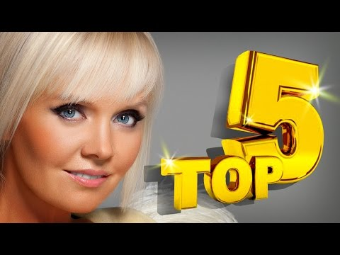 Валерия - TOP 5 Новые и Лучшие песни 2016