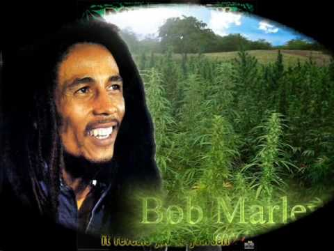 Bob Marley - Ganja Gun With Lyrics video