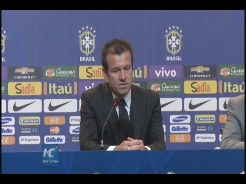 Dunga to coach Brazil's soccer team for Olympics