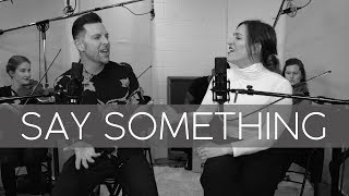 Download Lagu Justin Timberlake - Say Something (string quartet cover) | By Chris Mann X Shoshana Bean Gratis STAFABAND