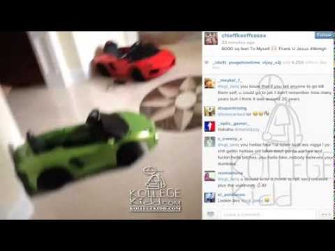 Chief Keef Daughter Toy Cars Did chief keef's second baby