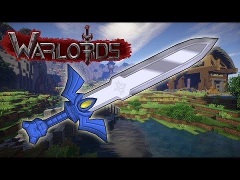 Warlords - Hypixel server - Všechny zbraně a brnění [CZ]