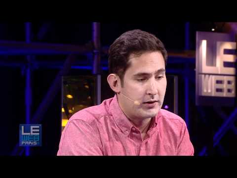 LeWeb 2011 Kevin Systrom, CEO, Instagram and Alexia Tsotsis, TechCrunch