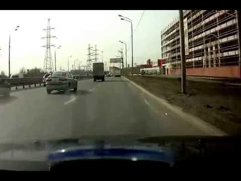 москва потосовка на дороге