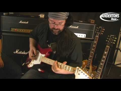Marshall YJM100 Yngwie Malmsteen Signature Head Demo