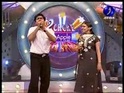 Apple Mega Star Sithara Shabin.flv
