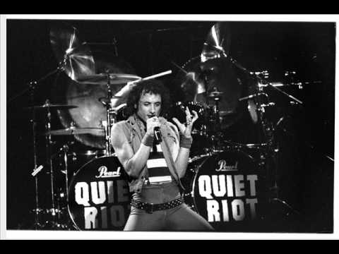Quiet Riot-Mamma Weer All Crazee Now (Live San Antonio)